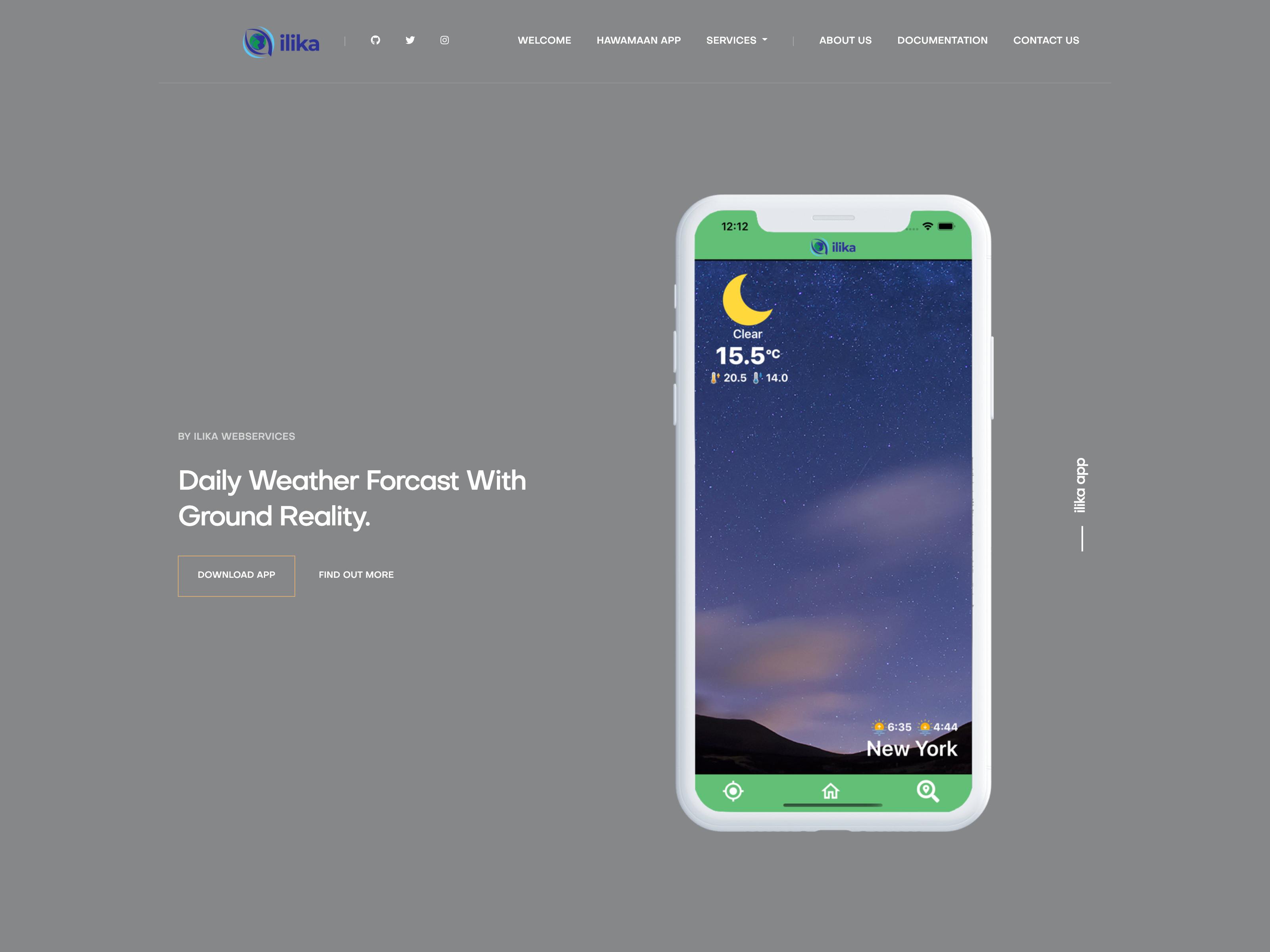 Hawamaan App